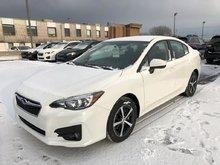 2019 Subaru Impreza 4dr SDN 2.0i touring CVT Touring, CVT, AWD