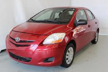 Toyota Yaris BERLINE 4 PORTES AUTOMATIQUE A/C 2007