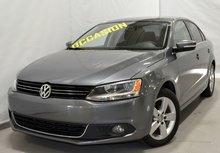 Volkswagen Jetta TDI COMFORTLINE A/C SIEGES CHAUFFANTS JAMAIS ACCIDENTE 2011