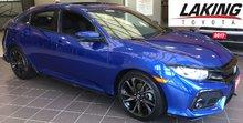 2019 Honda Civic Hatchback Sport MANUAL LOW LOW KILOMETERS ALMOST NEW