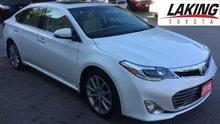 2015 Toyota Avalon XLE FWD