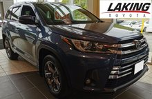 2019 Toyota Highlander Limited ALL WHEEL DRIVE