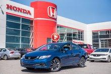 2015 Honda CIVIC  EX EX/10ANS /200