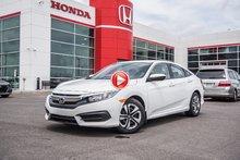2017 Honda CIVIC SDN LX GARANTIE 10ANS/200