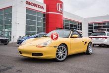 2001 Porsche Boxster UN BEL ETE