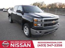2014 Chevrolet Silverado 1500 LT | 1LT | 4WD | 5.3L V8 | 4 DOORS