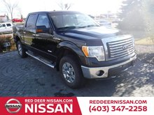 2012 Ford F-150 XLT | 4X4 | ECO-BOOST | ALLOY WHEELS | POWER DRIVER SEAT