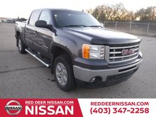 2010 GMC Sierra 1500 SLE - CLOTH - 4WD - CREW CAB - ALLOY WHEELS -