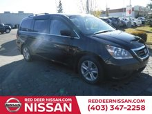 2008 Honda Odyssey EX-L | HEATED LEATHER | SEATS 7 | MOONROOF