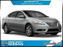 2014 Nissan Sentra SR Premium, Cloth, Sunroof, Navigation, Bose