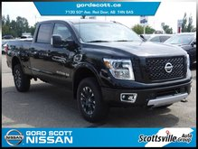2018 Nissan Titan XD Gas PRO-4X Luxury Package