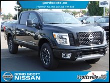 2018 Nissan Titan PRO-4X Luxury Package