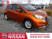 2017 Nissan Versa Note SV | LOW KM'S | 4- CYLINDER | COMPACT | VIBRANT COLOUR