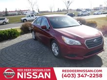 2015 Subaru Legacy 2.5i | SYMMETRICAL FULL-TIME ALL WHEEL DRIVE |  2.5L 4 CYLINDER | BLUETOOTH
