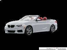 BMW M240i xDrive Cabriolet 2018