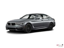 BMW 540i XDrive Sedan 2018