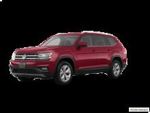 Volkswagen Atlas Comfortline 3.6L 8sp at w/Tip 4MOTION 2019