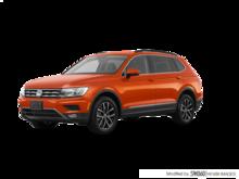 Volkswagen Tiguan Comfortline 2.0T 8sp at w/Tip 4M 2019
