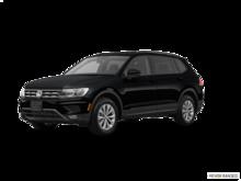 Volkswagen Tiguan Trendline 2.0 8sp at w/Tip 4M 2019