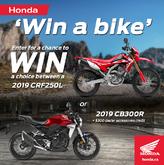 Honda Promo