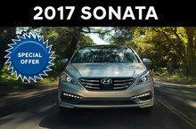 2017 Sonata Ultimate 2.0T