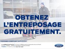 Entreposage de pneus gratuit