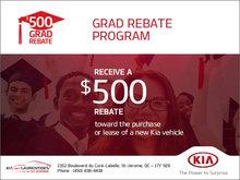 Kia Graduate Program