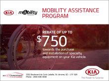 Kia Mobility Program