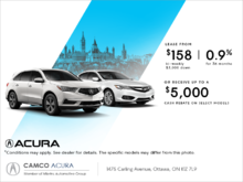 Acura's Monthly Event!
