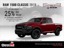 Procurez-vous le RAM 1500 Classic 2019