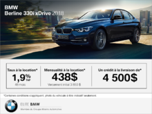 BMW 330i xDrive Berline 2018
