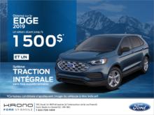Ford Edge 2019 !
