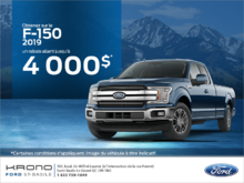 Ford F-150 2019 !