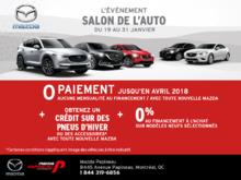 L'événement Salon de l'auto