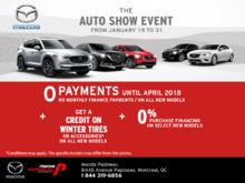 The Auto Show Event