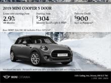 2019 MINI Cooper 5 Door