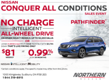 Get the 2018 Pathfinder Today!