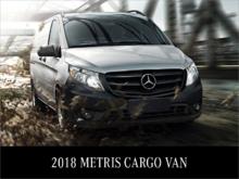 2018 METRIS CARGO VAN