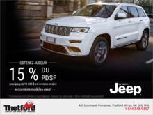 La saison Jeep