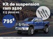 Kit de suspension pour votre RAM 2500