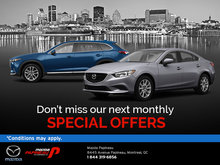 Save Big With Our Monthly Special Offers