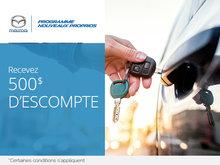 Programme aux nouveaux propriétaires Mazda