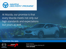 Mazda's Delivery Promise