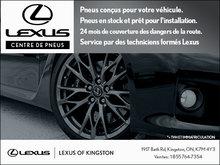Lexus Centre de pneus