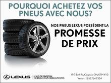 Promesse de prix pour nos pneus Lexus