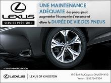 Augmentez l'économie d'essence et la durée de vie des pneus!