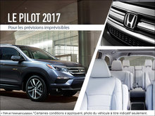 Honda Pilot 2017 chez Orléans Honda