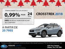 Louez le Subaru Crosstrek 2018