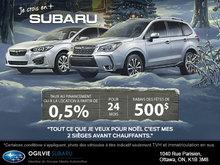 La vente Je crois en Subaru