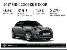 2017 MINI Cooper 5 Door